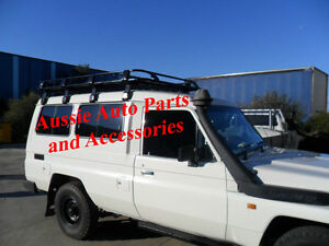 No MeshFully Enclosed Deluxe Rack 2200mm for Toyota Land Cruiser 70 TroopCarrier