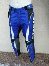 "Pantalon bleu collection ""Gas gas"" enduro cross HE3560SA taille S 30"" - 39 40"