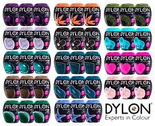 DYLON Tulip Red 36 Machine Fabric Dye Pods Permanent Textile Cloth Dyes 350g