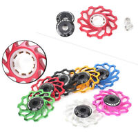 11T Rear Derailleur Pulley Ceramic Bearing Jockey Wheel Fit for Shimano M-colors