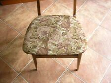 DINING CHAIR SEAT COVER  (SET OF FOUR )