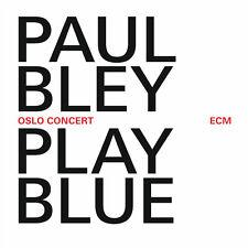 Paul Bley - Play Blue: Oslo Concert [New CD]
