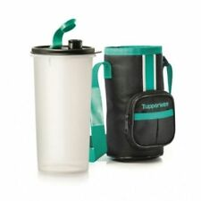 Tupperware High Handolier Water Tumbler with Pouch (1.5L) + Free Shipping