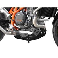 KTM 690 Duke BJ 2012-18 Motorschutz Unterfahrschutz Bugspoiler schwarz
