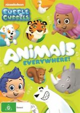 Bubble Guppies - Animals Everywhere! (DVD, 2015)