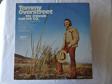 Tommy Overstreet - My Friends Call Me T.O. (DOS 36012 Dot)