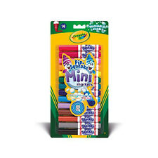 Crayola 14 Pack Pip-gli scricchiolii MINI Marcatori
