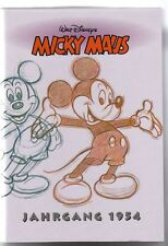 Micky Maus Reprint Kassette Nr.5 Jahrgang 1954 in Topzustand !!!
