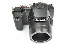Nikon P500 Front Cover With battery box and Flash Replacement Part DH3587
