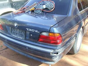BMW 730il 740il v8 7 series 94-01 e38 complete vehicle for wrecking parts only