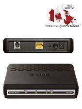 D-Link ADSL2+ Modem Router (DSL-520B)