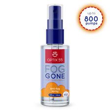 Optix 55 Anti-Fog Spray for Non Anti Reflective Lenses Long Lasting Solution 4oz