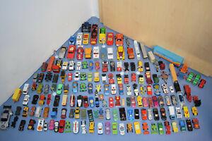 SEHR großes Fahrzeug Konvolut (über 160 Stück!!) MATCHBOX, Siku, TONKA, HW, uvm.