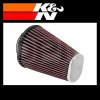 K&N RC-3680 Air Filter - Universal Chrome Filter - K and N Part