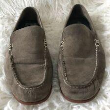 Robert Wayne Footwear Mens Loafers Brown Moccasin Slip Ons Shoes EUR 43 US 10