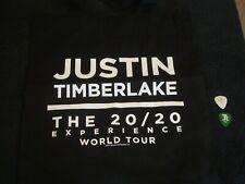 Justin Timberlake 20/20 Experience World Tour Tote Bag & 2 Jt Guitar Picks New