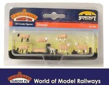 Bachmann OO Scale Model Train Figures & People