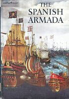Spanish Armada by Jay Williams Horizon Caravel Book First Edition