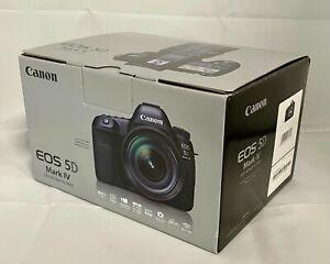 Canon EOS 5D Mark IV Digital SLR Camera / 30.4 MP Full-Frame / NEW / USA Model