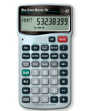Calculated Ind. Real Estate Master IIIx Financial Calculator 3405