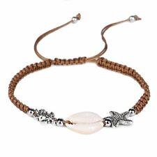 Starfish Bracelet Seaturtle Anklet Women Fashion Handmade Bracelets Bff Gift DIY