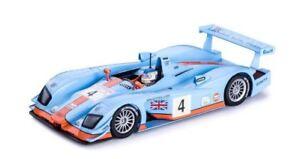 Slot.it CA33B Audi R8 LMP 24hr Le Mans 2001 Gulf livery - 1:32 scale slot car