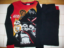 Boys STAR WARS 2 Piece Thermal Top & Bottoms