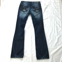 Rerock For Express Size 2 26   Boot Cut Jeans Flare