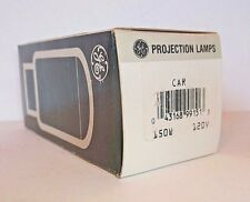 General Electric CAR Projection Lamp  New but old stock