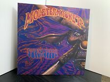 MONSTER MAGNET Superjudge LP Purple Vinyl RARE VINYL LIKE NEW Stoner Rock