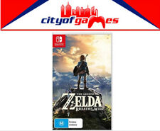 The Legend Of Zelda Breath Of The Wild Switch Brand New