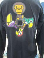 Bathing Ape Bape Baby Milo Japan Long-sleeve T-Shirt, M