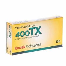 Kodak Tri-X 400TX 120 Roll Film Professional (5 Pack)