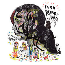 Fire Retarded Scroggz Manor CD - Fire Heads, Hussy, Big Neck, Reatards