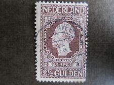 1913 Jubileum 2½ gld. Heerenveen CW € 55
