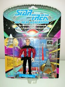 Star Trek The Next Generation Action Figure Captain Jean-Luc Picard