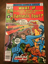 WHAT IF #11 Fantastic Four (1978) CLASSIC BRONZE AGE!!