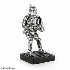 Royal Selangor Star Wars Figurine - Boba Fett 017863R