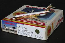 """Iberia DC9-30 Reg:EC-BQX   """"Golden""""  1:400  Net Models    NM4656"""
