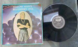 "Yellow Man ""Blueberry Hill"" Rare Nigeria Press Reggae Dancehall LP Leader"