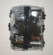 Teddy Scares Abnormal Cyrus Morgue Minis (2005) New in Body Bag! Rare! Htf! 🔥