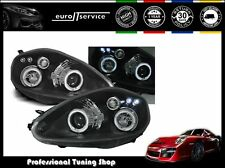 FARI ANTERIORI HEADLIGHTS LPFI04 FIAT GRANDE PUNTO 2005 2006 2007 2008 ANGEL EYE