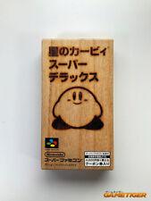 STAR KIRBY SUPER DELUXE Kirby SFC Super Famicom Nintendo SNES JAPAN