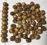 200 pcs Brown Wood Spacers Loose beads Necklace Bracelets Charms Findings 8mm