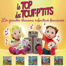 Les Grandes Chansons Enfantines Francais by Top des Tout P'tits (CD, Nov-2016)