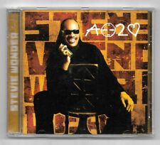 CD / STEVIE WONDER - A TIME TO LOVE / 15 TITRES ALBUM 2005