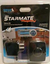 Sirius Satellite Radio Starmate Replay Home Kit - Model Sth2 New