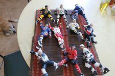 LOOSE NHL MCFARLANES, POSITION PLAYERS, KINGS, PENGUINS, RED WINGS, ISLANDERS+