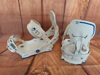 snowboard bindings size L NOW IPO  #London 781