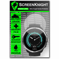ScreenKnight Suunto 9 SCREEN PROTECTOR - Military shield